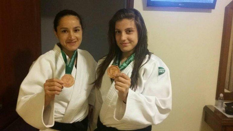 Las comodorenses Oritia González y Gimena Lafeuillade buscarán la clasificación para Río.