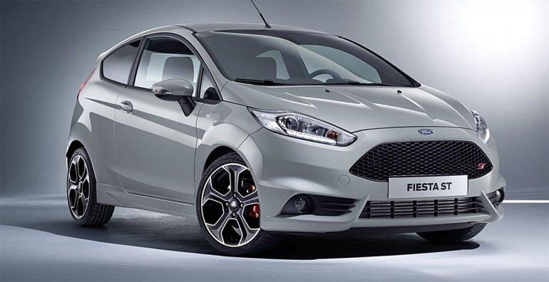 Ford presenta el nuevo Fiesta ST200 con 200 CV