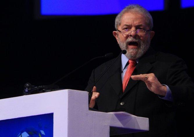 Allanaron la casa de Lula da Silva