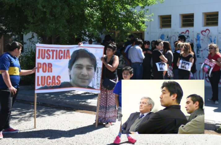 Cárdenas seguirá detenido hasta el 6 de mayo por el crimen de Lucas Díaz