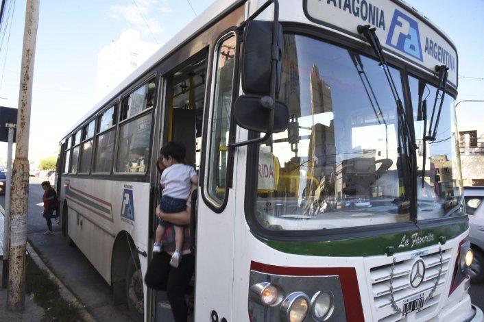 Por el estado de las calles, Patagonia suspendió el recorrido en Bella Vista Sur