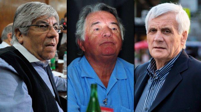 Moyano, Caló y Barrionuevo se reúnen mañana