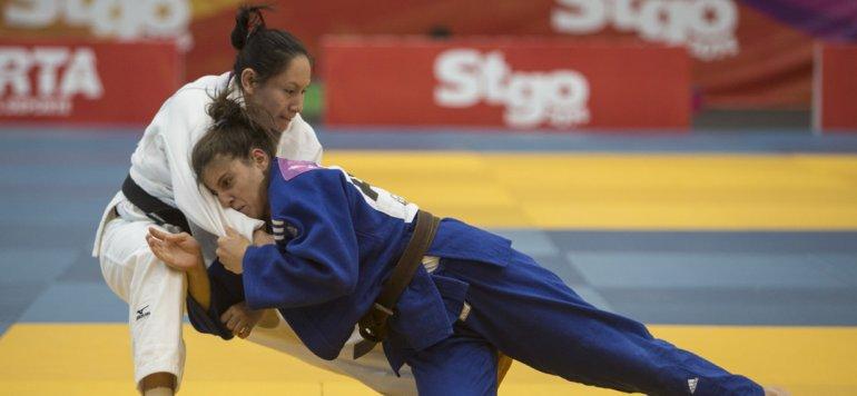 Gimena Laffeuillade logró el quinto puesto en Lima