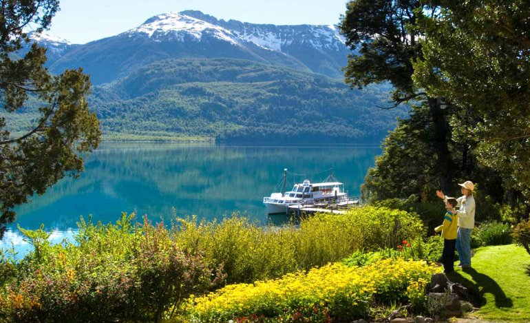 Para llegar desde Bariloche