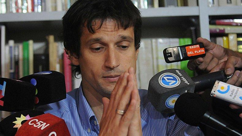 Lagomarsino es el único imputado en la causa Nisman.