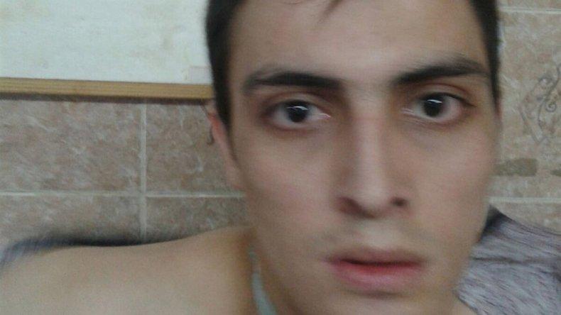 Damián Jaimito Martínez es buscado por la Justicia.