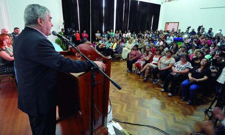 Provincia se comprometió a trabajar por la equidad y protección de las mujeres