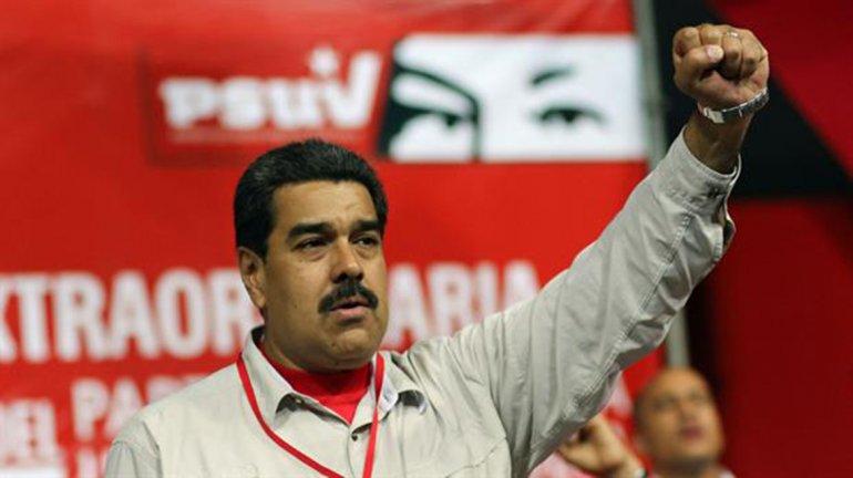 Maduro se enfrenta a una oposición decidida a no respetar su mandato.