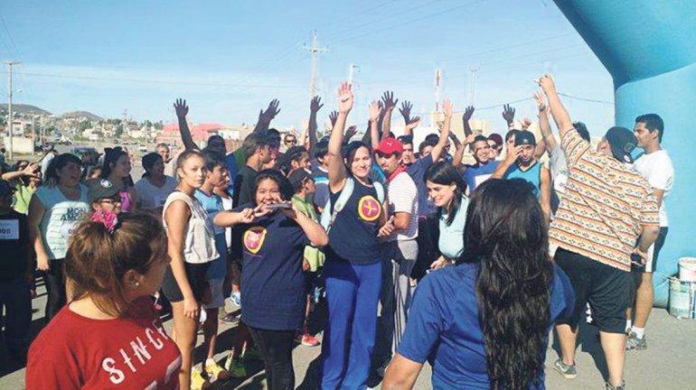 Cerca de 170 atletas animaron la 1ª carrera solidaria del Tabernáculo de la fe.