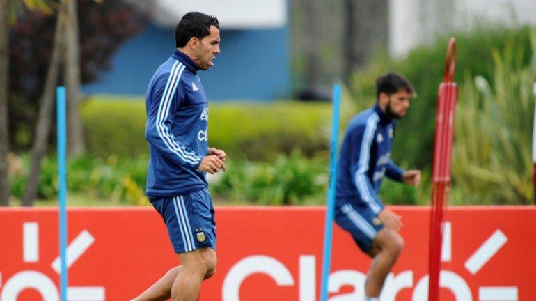 Carlos Tevez no fue convocado en esta ocasión por el seleccionador Gerardo Martino.