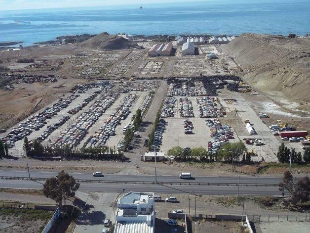 Actualmente hay más de cinco mil vehículos en el corralón municipal