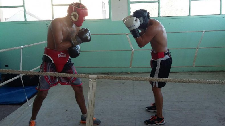 El Tigre Saldiva vuelve al ring