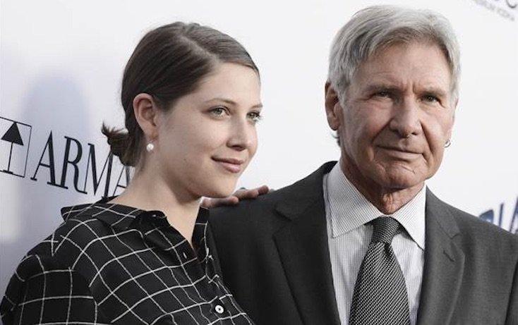 El drama de Harrison Ford