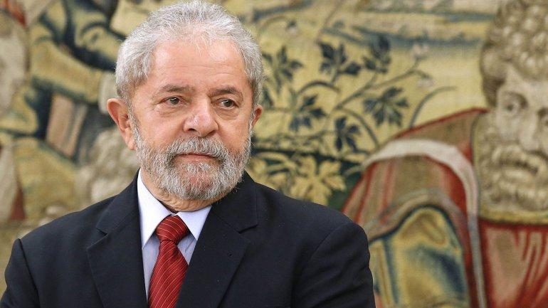 Un momento delicado atraviesa el ex presidente brasileño.