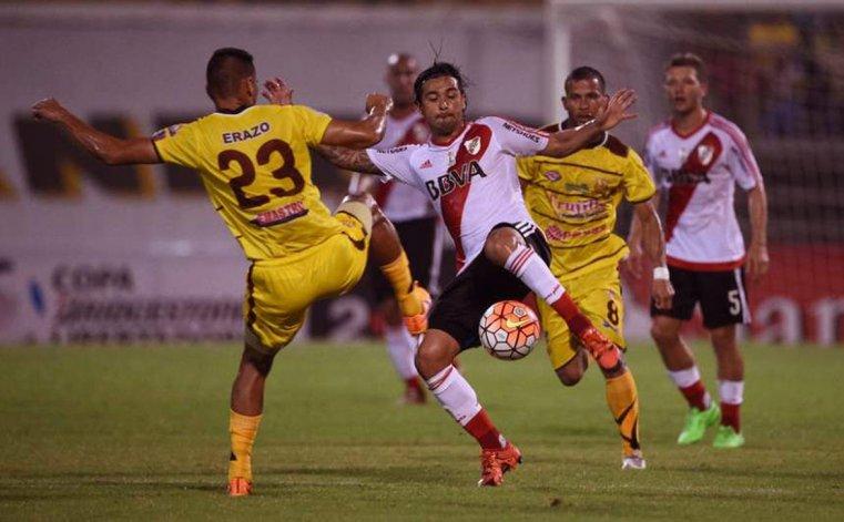 El último campeón de la Copa Libertadores viene de golear al Trujillanos de Venezuela.