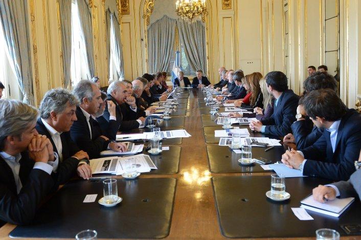 Nación ofreció a las provincias una restitución segmentada del 15%