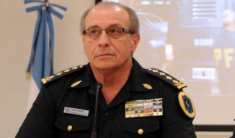Renunció el jefe de la Policía Federal