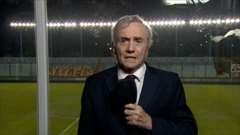 Conmoción en el mundo del fútbol: falleció Roberto Perfumo