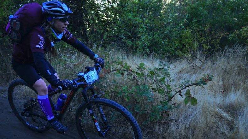 Julieta Bustos competirá en el  Argentino de mountain bike