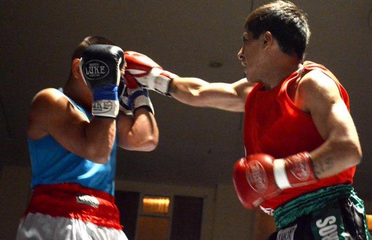 El boxeo amateur tendrá esta noche un programa de siete combates.