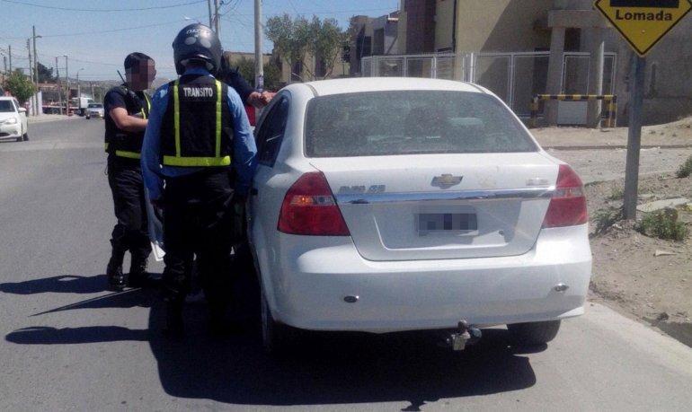 Hace cuatro meses denunciaron por coimas a otros dos motoristas