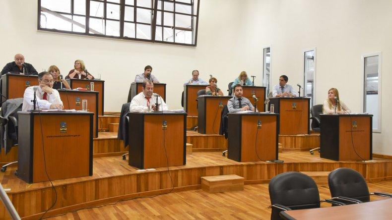 Por mayoría los concejales aprobaron ayer el alza en las tarifas eléctricas.