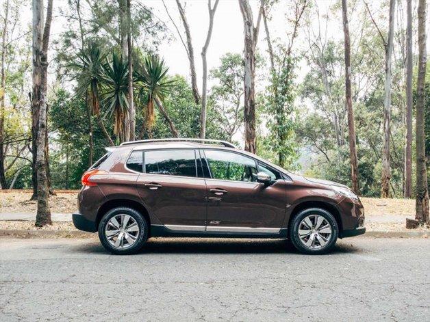 El nuevo Peugeot 2008 se presenta en Argentina