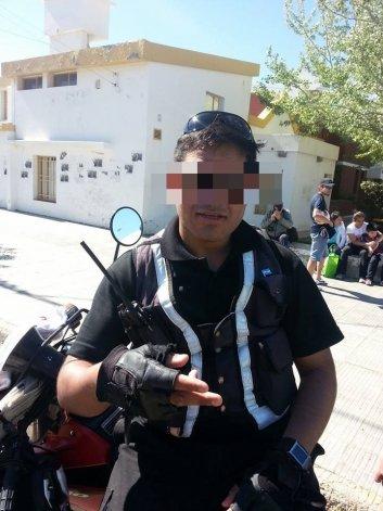 Uno de los detenidos ya había sido denunciado por una golpiza