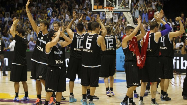 La selección argentina de básquetbol tendrá un bravo grupo cuando arranque en agosto los Juegos de Río.