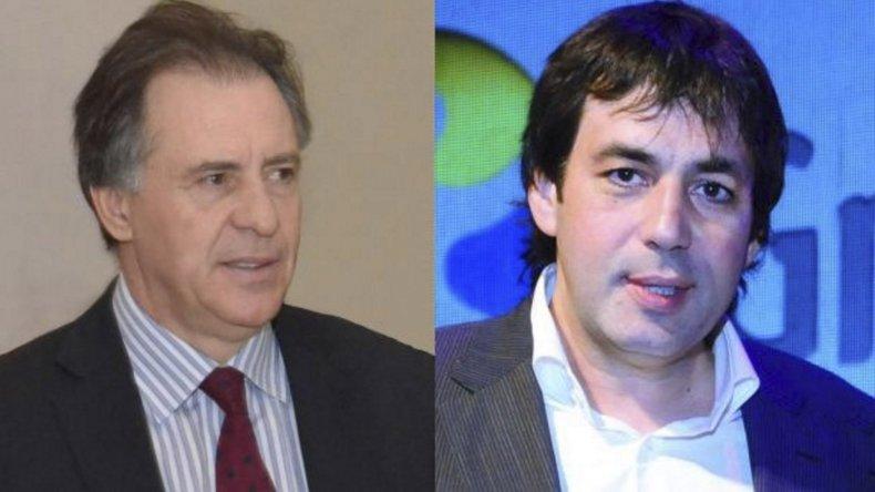 Cristóbal López y Fabián De Sousa