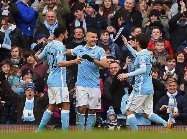 El Manchester City igualó sin goles ante el Norwich