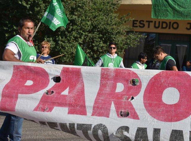 Los gremios estatales de Santa Cruz adheridos a la CTA Autónoma coincidieron en llevar adelante un paro de 48 horas a mediados de semana