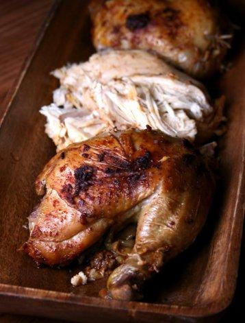 Pollo a cocción lenta