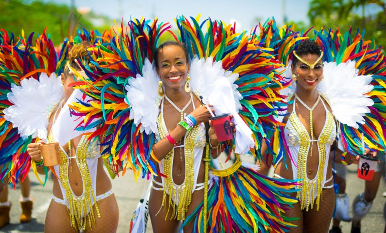 La gran fiesta de Jamaica
