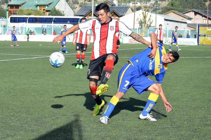 Florentino Ameghino se vuelve a Comodoro Rivadavia con un importante empate.