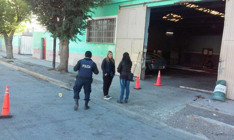 Un trabajador municipal asesinó de una puñalada a un hombre