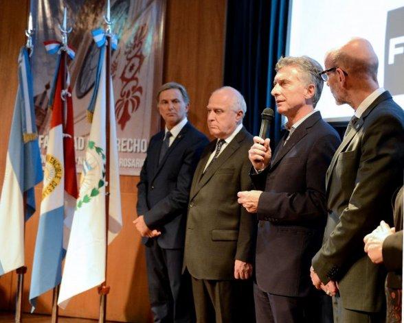 Macri vaticinó una revolución educativa en Argentina