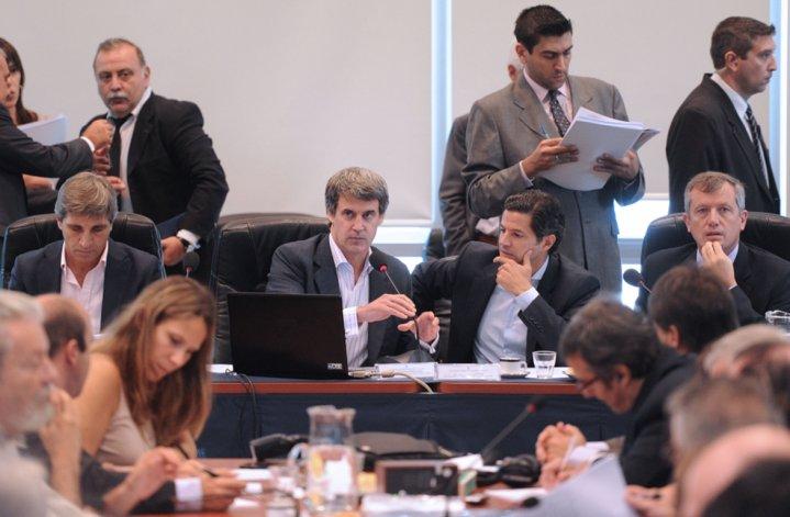 El oficialismo intentará disipar dudas sobre un posible acuerdo con los bonistas.