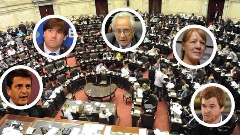 La Cámara de Diputados tendría hoy una sesión clave para el futuro inmediato del país.