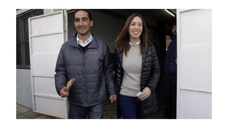 Vidal confirmó su separación