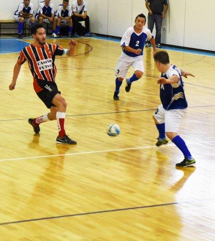 Sindicato Petrolero derrotó 4-3 a Casino Futsal por la Zona de Honor.