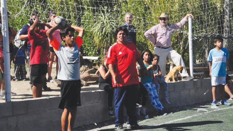 En Kilómetro 14 la municipalidad le dio cierre a sus Juegos Comunitarios de Verano.