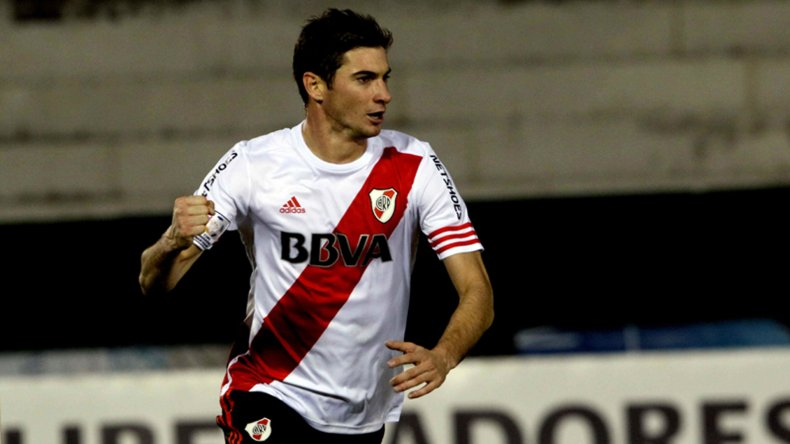 Lucas Alario intentará esta tarde noche aportarle gol a un River que afrontará una visita de alto riesgo.