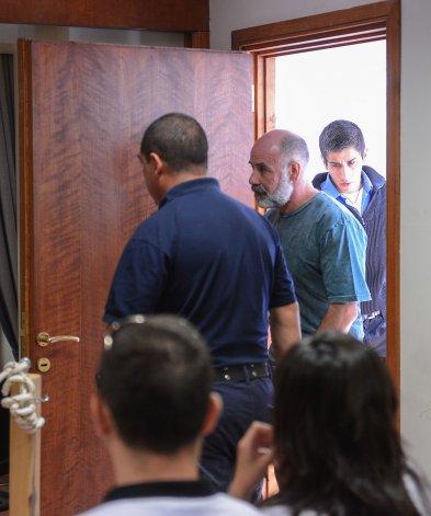 Claudio Lamonega continúa detenido en Trelew