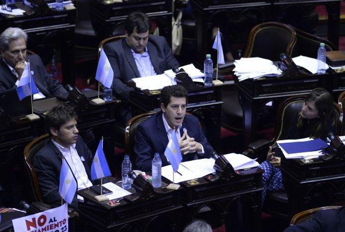 Continúa el debate en Diputados por el acuerdo con buitres