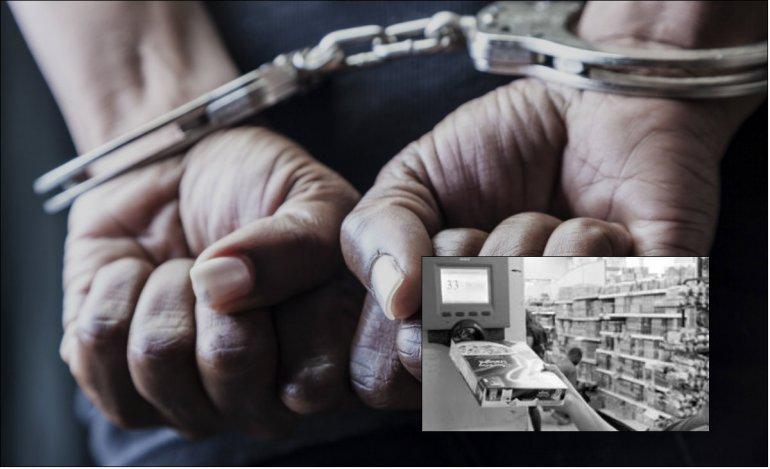 Detenido por romper un verificador de precios