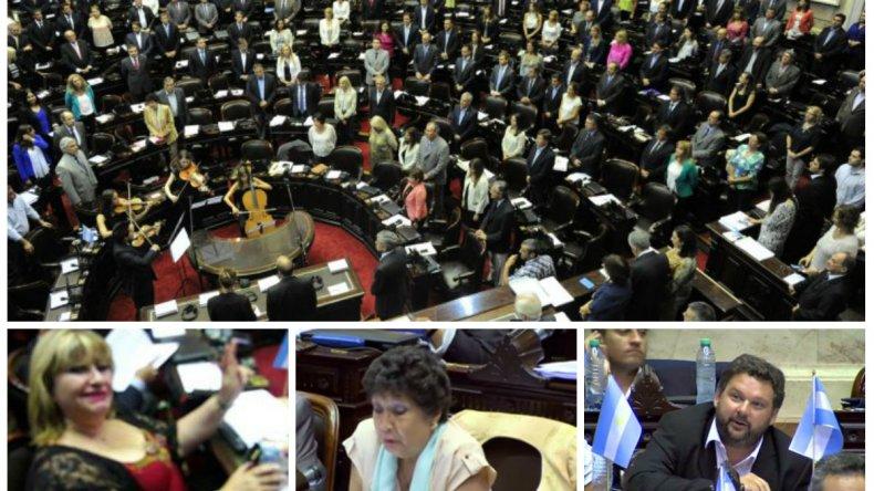 Chubut votó dividido el acuerdo con los Fondos Buitre
