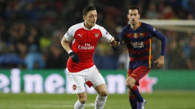 El Barcelona venció al Arsenal y se metió en cuartos