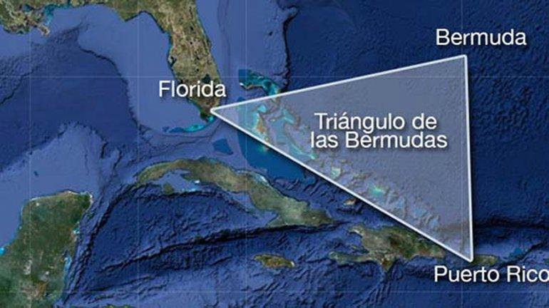 Creen que resolvieron el misterio del Triángulo de las Bermudas