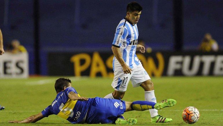 Racing quiere la punta en soledad del Grupo 3 de la Copa Libertadores.